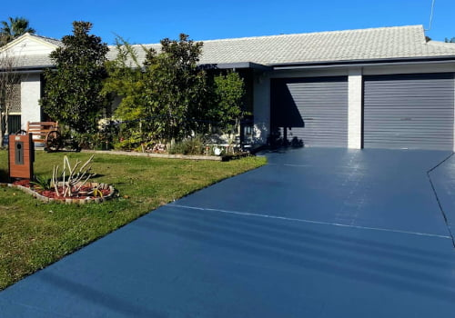 Driveway Restorations NSW Central Coast